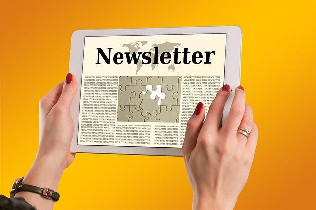 Newsletter Dienstanbieter Empfehlung