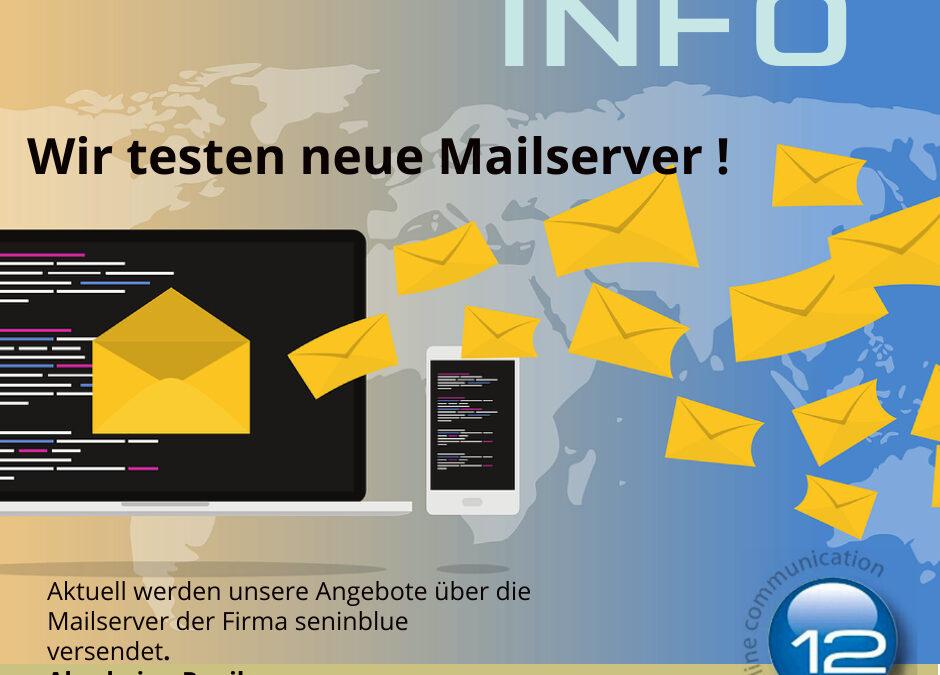 Mailserver Testings