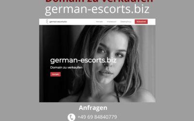 german-escort.biz zu verkaufen